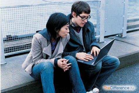 в чем разница между лэптопом и ноутбуком