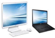 Разница между моноблоком и ноутбуком