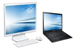 Чем отличается моноблок от ноутбука