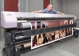 Чем отличается плоттер от принтера