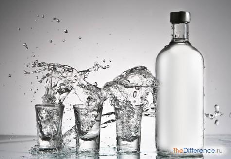 чем отличается водка от самогона