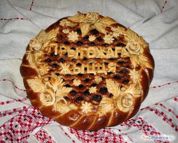 Как сделать украшения на дрожжевом пироге