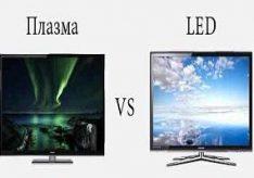 Что лучше: плазма или Led?