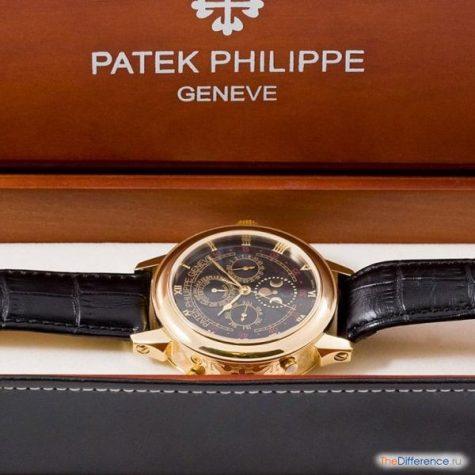 самые дорогие наручные часы в мире