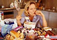 Разница между булимией и анорексией