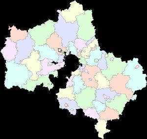 Чем отличается муниципальный район от городского округа