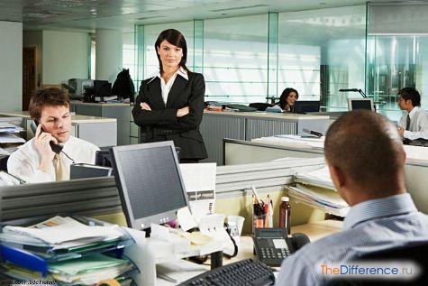чем отличается офис-менеджер от секретаря