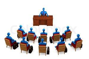 Чем отличается пресс-конференция от брифинга