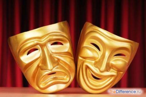 чем отличается современный театр от древнегреческого