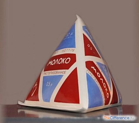 отличие тетраэдра от пирамиды