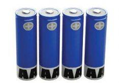 Разница между батарейками AA и AAA