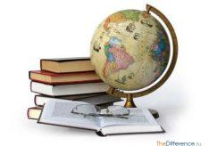 Разница между знанием и информацией