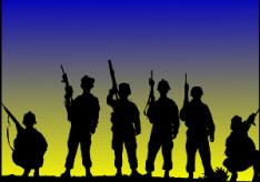 Разница между военными и гражданскими
