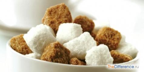 чем отличается глюкоза от сахара
