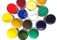 Разница между гуашью и акриловой краской