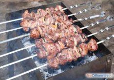 Разница между мангалом и барбекю