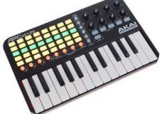 Разница между миди-клавиатурой и синтезатором