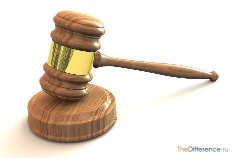 Определение и решение разница. В чем разница между постановлением и решением суда? Разница между определением и постановлением