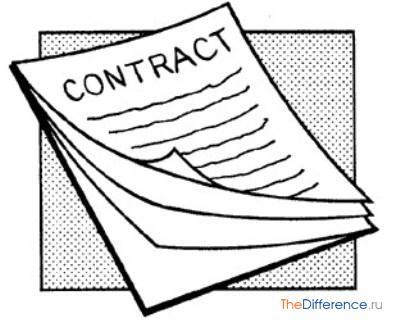 чем отличается соглашение о разделе имущества от брачного договора