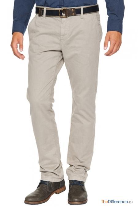 чем отличаются мужские брюки от женских
