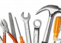 Разница между приспособлениями и инструментами