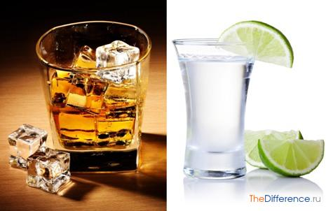 ем отличается виски от водки