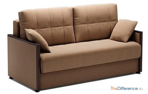 чем отличается диван от дивана-кровати
