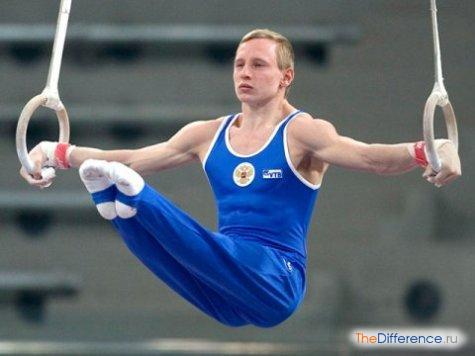 чем отличается гимнастика от акробатики