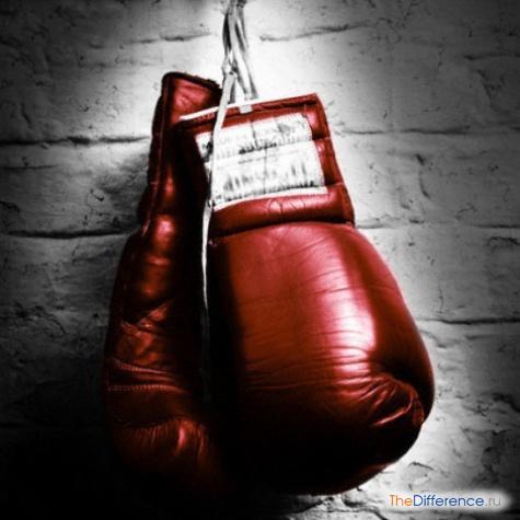 чем отличается тайский бокс от обычного бокса