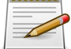 Разница между текстовым процессором и текстовым редактором