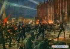 Разница между переворотом и революцией