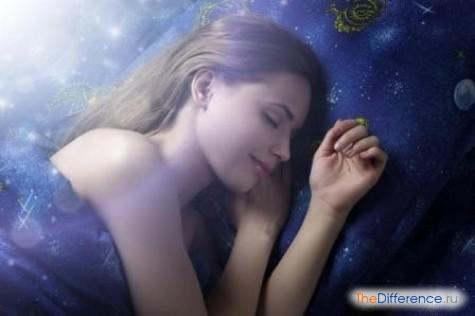 Чем отличается сон от сновидения