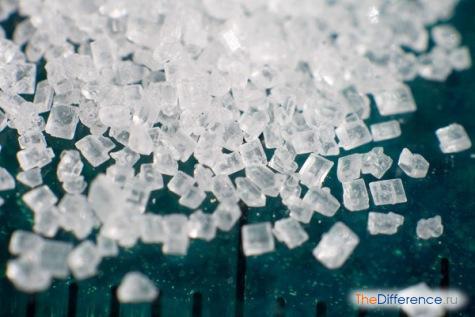 отличие сахара от сахарозы