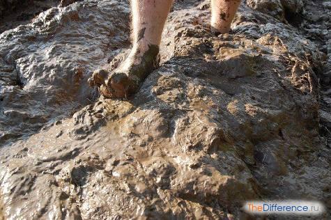 чем отличается грязь от пыли