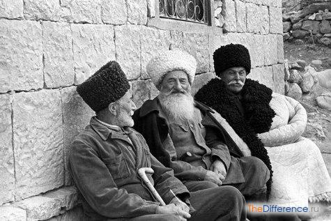 чем отличаются чеченцы от дагестанцев