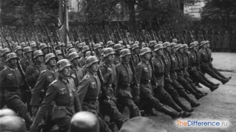 отличие великой отечественной войны от второй мировой