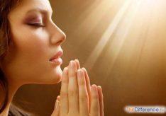 Разница между молитвой и заговором