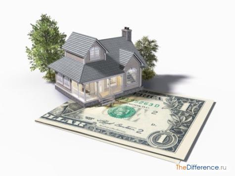 чем отличается жилищный кредит от ипотеки