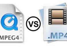 Разница между MP4 и MPEG4 (п)