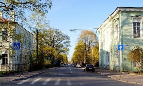 разница между проездом и улицей